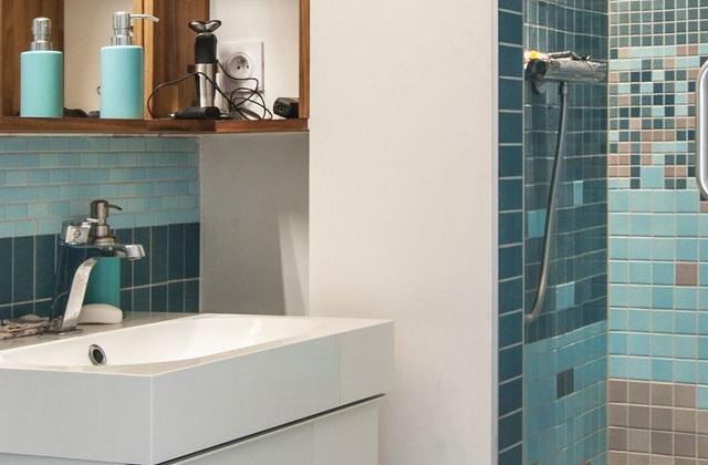 Kleine Räume? Ideen um ein kleines Badezimmer einzurichten ...