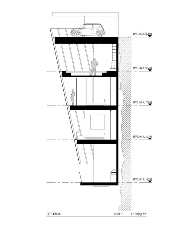 Cliff House: außergewöhnlichen Immobilien