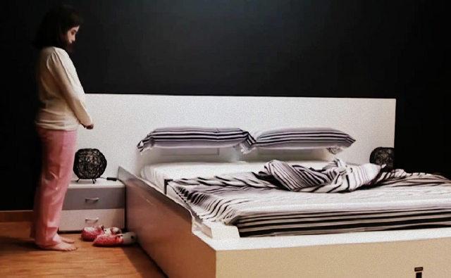 Das Bett, dass sich von selbst macht