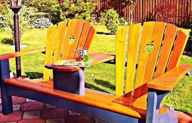 Kreatives Recycling: 10 kreative Methoden um alte Stühle wiederzuverwenden