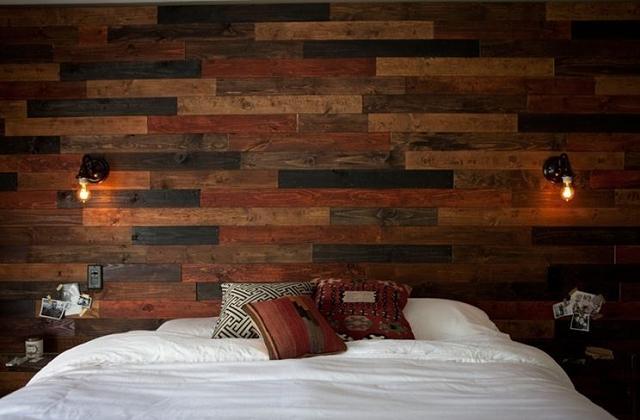 Isolieren Sie das Schlafzimmer vom Lärm mit minimalen Aufwand