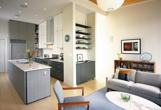 tipps und tricks um den raum gr er aussehen zu lassen. Black Bedroom Furniture Sets. Home Design Ideas