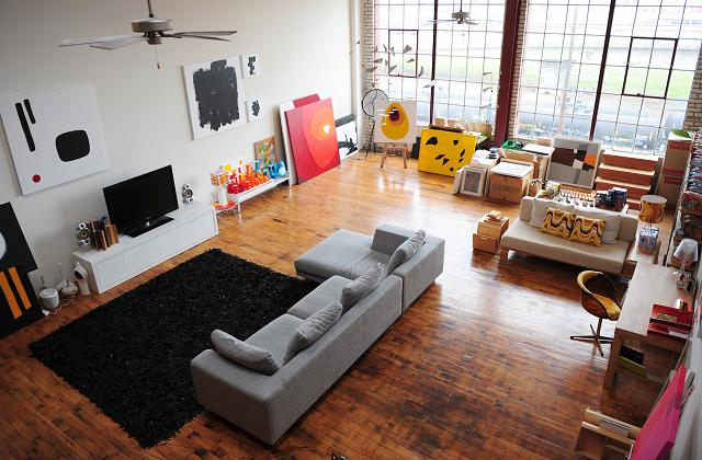 Ideen und Tricks um das Wohnzimmer komplett umzugestalten