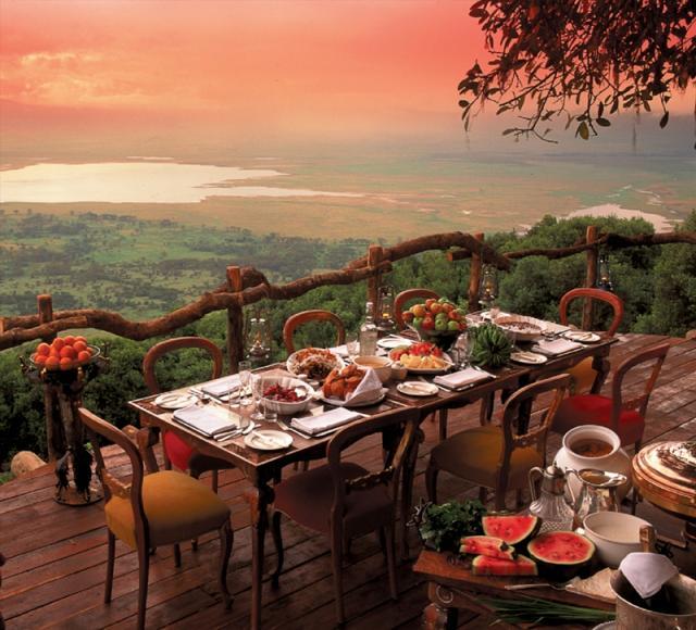 Die 10 schönsten Restaurants der Welt