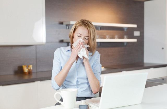 Ein Allergie freies Haus