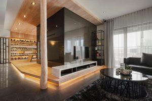Eine Wohnung Open Space einzurichten