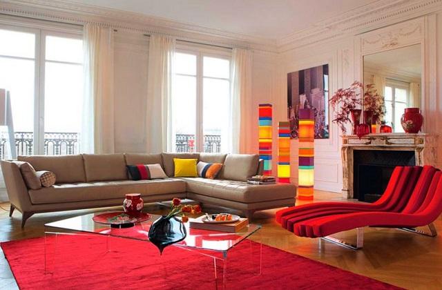 Farbtherapie und Sofas: Welche Farbe ist die richtige?
