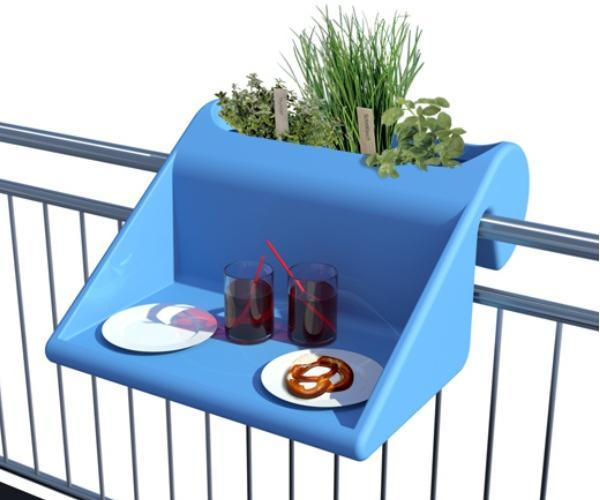 Innovativer und hoch-technologischer Austritt für den Balkon
