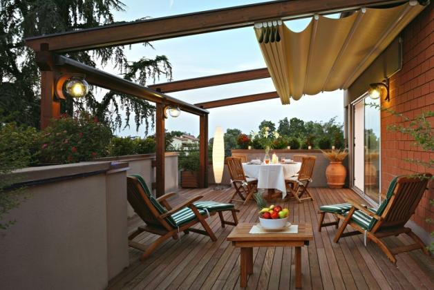 Die ideale Wahl treffen, wenn es um Garten und Terrassen Möbel geht