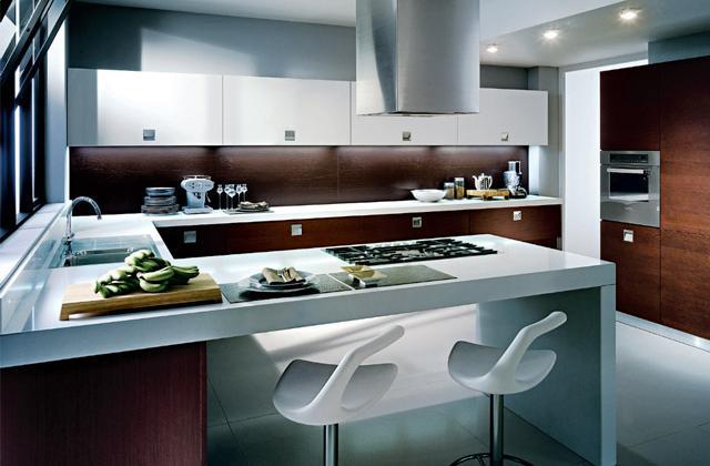 eine halbinsel f r die k che ideen f r dessen gestaltung seite 5 von 5. Black Bedroom Furniture Sets. Home Design Ideas