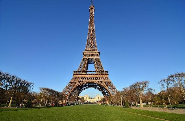 Die Privatwohnung von Gustave Eiffel, auf der Spitze des berühmtesten Turms der Welt