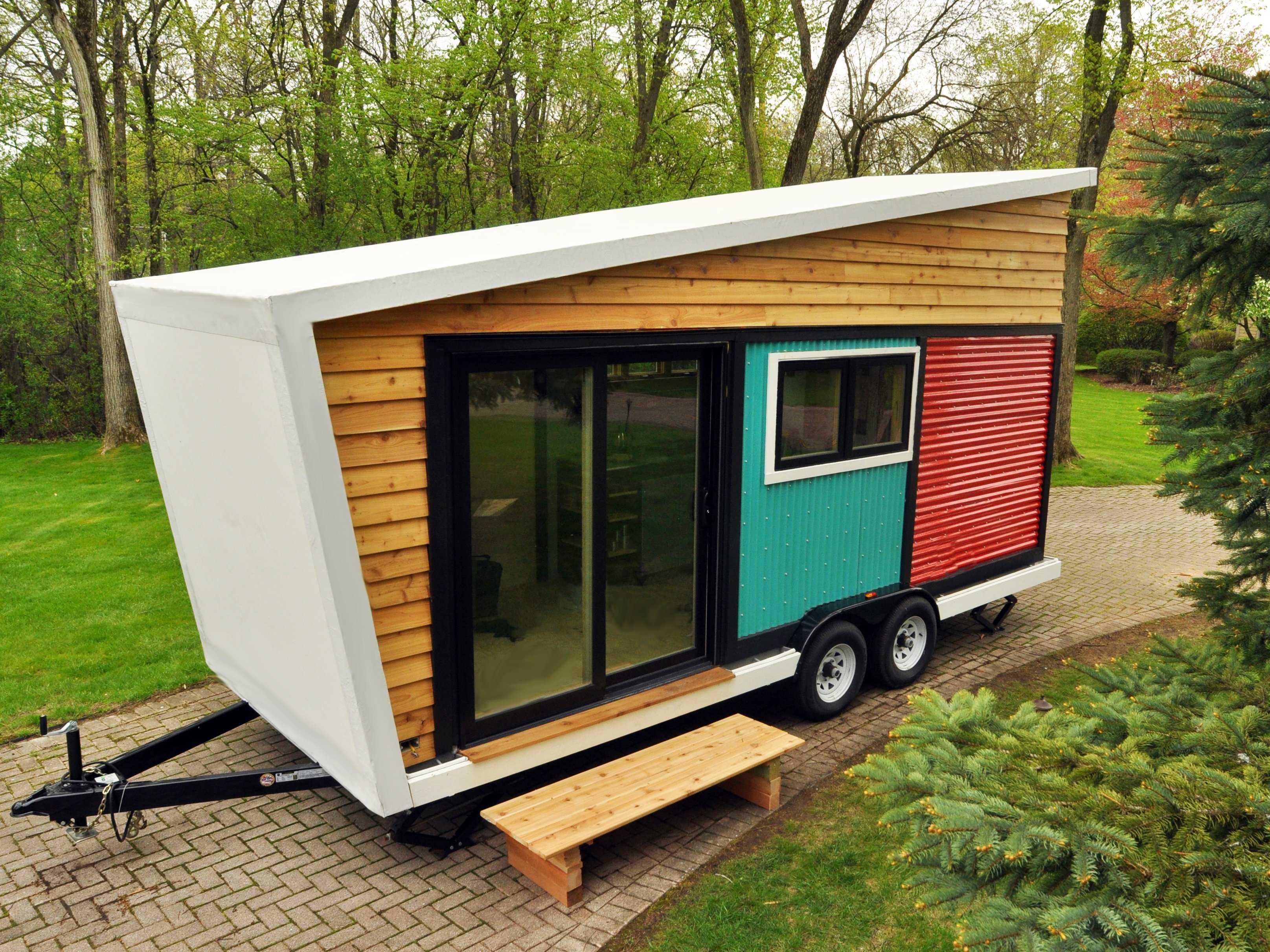das kleine mobile haus dass ein inneres schmuckst ckchen ist seite 4 von 4. Black Bedroom Furniture Sets. Home Design Ideas