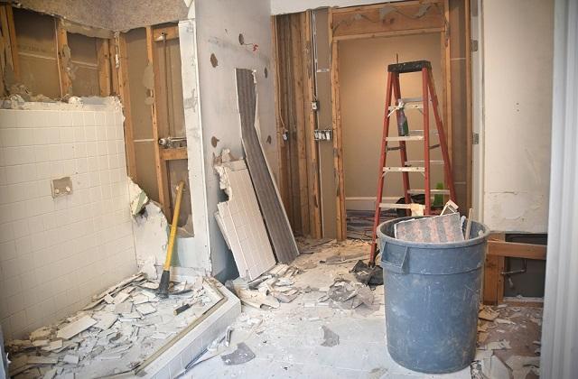 Beugen Sie Renovierungen in Ihren eigenen vier Wänden vor