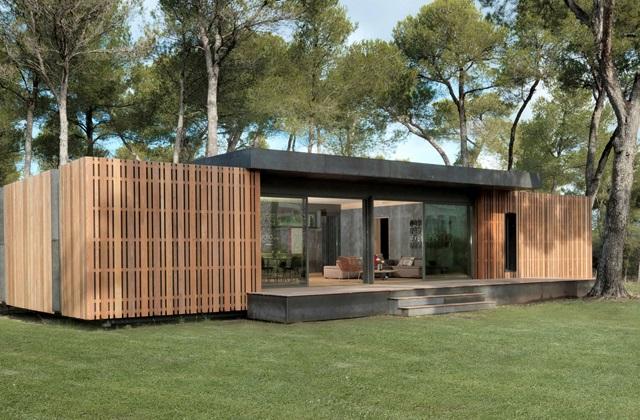 Ein 150 Quadratmeter großes Haus, für 38'000 Euro, in nur 4 Tage