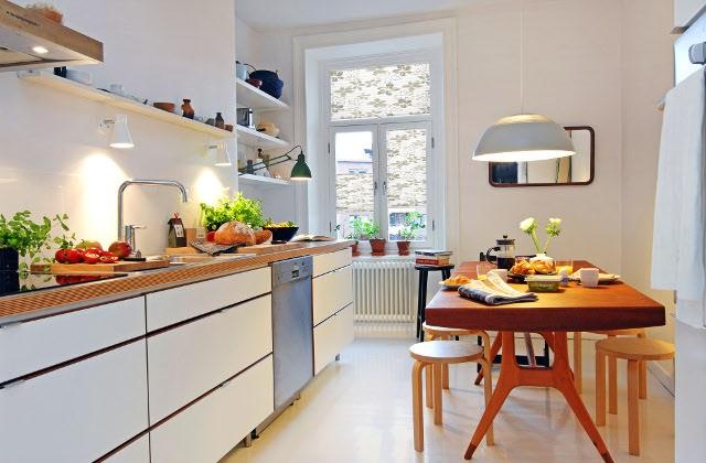 die k che nach den regeln des feng shui einrichten. Black Bedroom Furniture Sets. Home Design Ideas