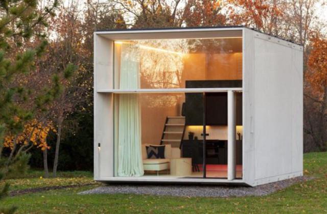 Koda: Das neue Solar Tiny House, dass in 4 Stunden aufgebaut ist