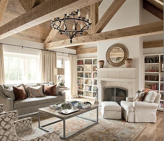Mit wenig Geld das Wohnzimmer einrichten: Low Cost Ideen