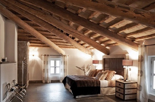 Neue Inspirierende Ideen Für Schlafzimmer Mit Dachbalken