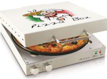 Elektrischer Backofen für Pizza