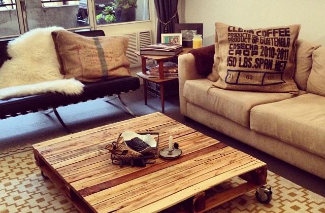 Designer Möbeln aus Korken