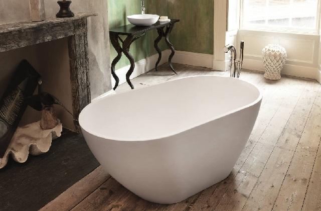 Kleine Badewanne, grosse Entspannung