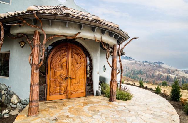 Die phantastische Villa mit einer märchenhaften Inneneinrichtung