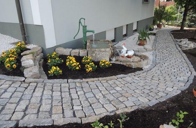 Wie man die beste Bodenlegung für den eigenen Garten auswählt