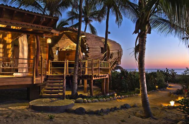 In Mexiko, das luxuriöseste Baumhaus der Welt