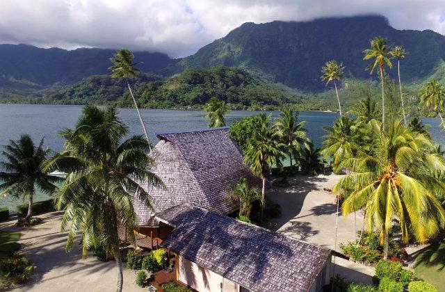Wunderschöne Insel in Polynesien steht zum Verkauf