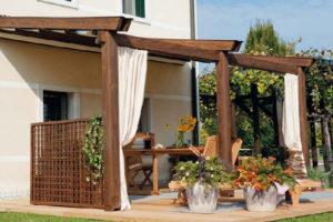 Eine elegante Lösung für Ihre Terrasse: ein Holzboden