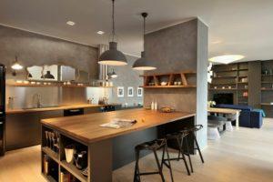 Der richtige Kronleuchter für eine moderne Küche