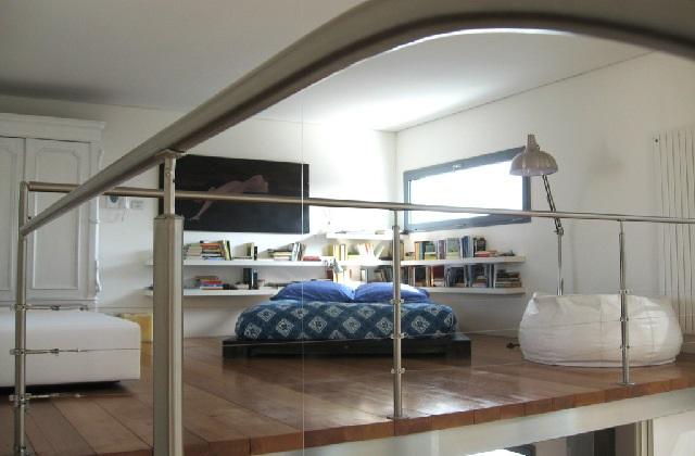 ein loft mit dachboden einrichten tipps und ideen seite 2 von 3. Black Bedroom Furniture Sets. Home Design Ideas