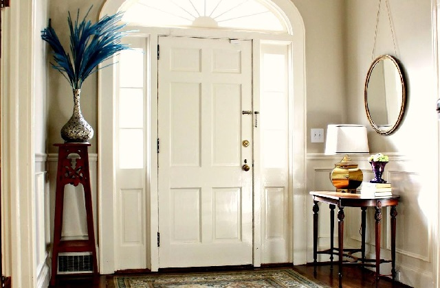 Möbel für den Eingang; wählen wir sie mit Eleganz und Stil