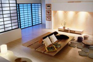 Die Regeln für ein perfektes Haus im japanischen Stil