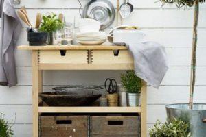 Förhöja, die Küchenwagen von Ikea