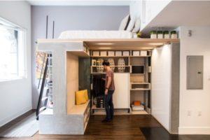 Tipps und Tricks um eine kleine Wohnung einzurichten