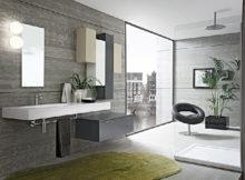 Wie man ein modernes Bad einrichtet; Ideen und Tipps