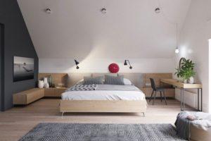 Wie man ein stressfreies Zimmer einrichtet
