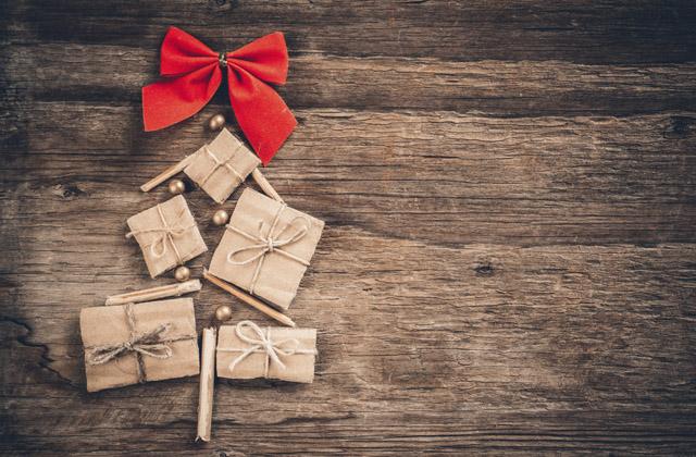 Originelle und kreative Weihnachtspakete