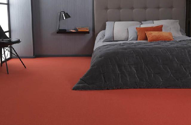 Der beste Teppichboden für das Schlafzimmer: Ideen und Tipps