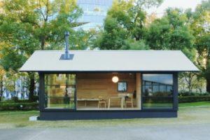 Muji das japanische Tiny-House aus nur 9 Quadratmeter