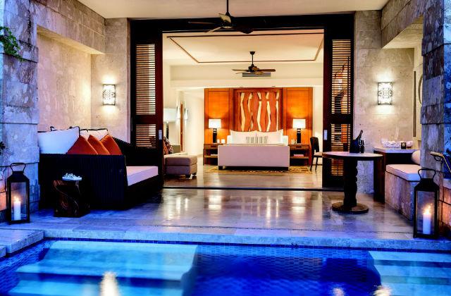 Wunderbar Luxus Schlafzimmer Inklusiv Pool