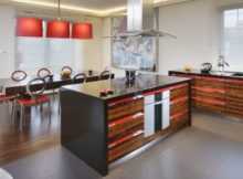 Den neusten Trend für die Küchen: Tropisches Holz und seine vielseitige Verwendung