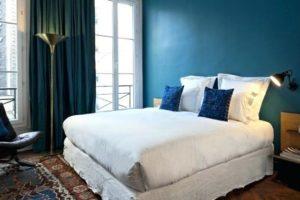 Das Schlafzimmer in Blau einrichten: Farben für die Entspannung und Harmonie