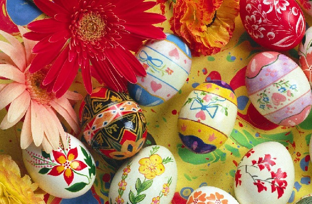 Ostereier dekorieren; Ideen zum selber machen