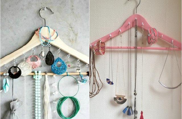 Viele neue Ideen um Kleiderbügel zu recyclen