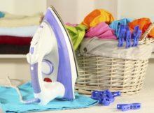 Schnell und mühelos bügeln